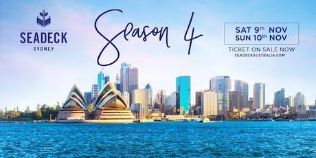 Seadeck Sydney Sunday Cruise tickets