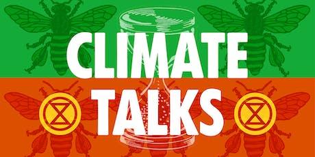 XR Climate Talks tickets