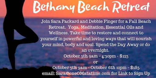 Bethany Beach Retreat - Overnight Ticket