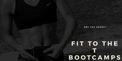 FIT TO THE T BOOTCAMPS:SUNDAY SPECIAL