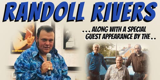 Randoll Rivers - Elvis Tribute Show