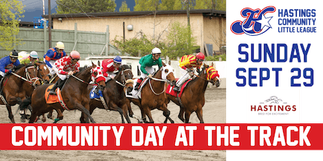 Hastings Community Little League Day at the Races tickets