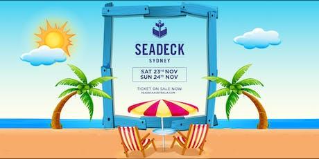 Seadeck Season 4 - Sun 24 Nov tickets