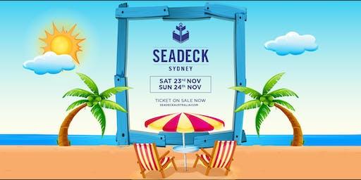 Seadeck Season 4 - Sun 24 Nov