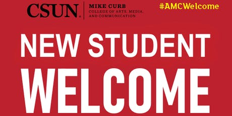 MCCAMC New Student Welcome tickets