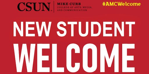 MCCAMC New Student Welcome