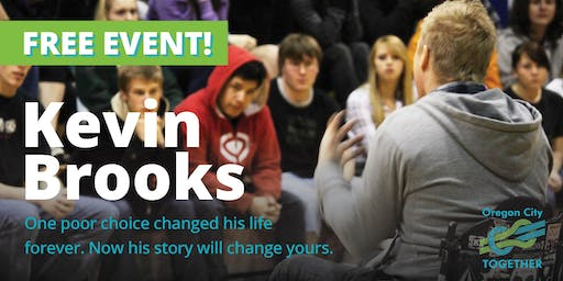 INSPIRE! An evening with Kevin Brooks