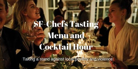SF-Chefs Benefit Dinner & Cocktail Hour:  Sprouts Cooking Club tickets