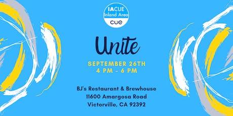 BJ's  IACUE Meet-up tickets