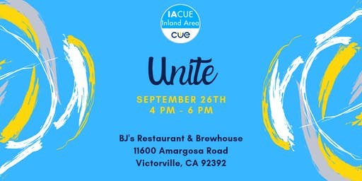 BJ's  IACUE Meet-up