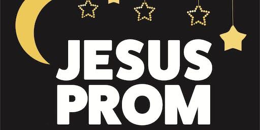 Jesus Prom GPO Volunteer