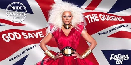Ru Paul Drag Race UK - View Party tickets