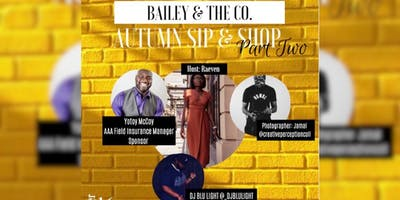 Autumn Sip & Shop Part Two