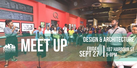 The Meet Up - Design & Architecture tickets