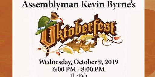 Assemblyman Byrne's Oktoberfest