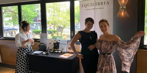 CBD for Women & Mimosas with Equilibria - A Blessons for Women Clinc