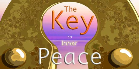 Talk & Meditation: The Key to Inner Peace (International Day of Peace) tickets