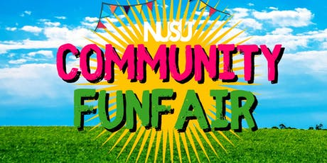 NUSU Community Funfair tickets