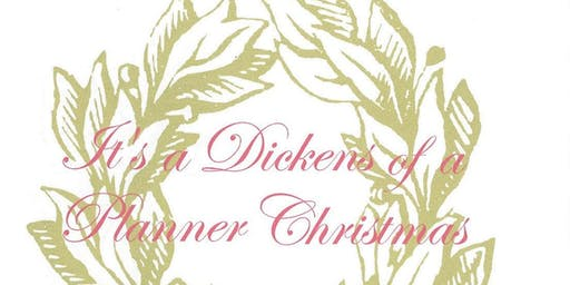 A Dickens of A Planner Christmas