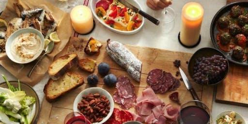 Italian Feast - Kids Cooking Class