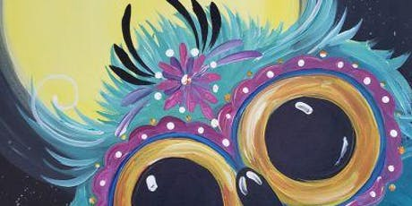 An Evening w/ Paintergirl~Painting & Tapas~ Sugar Owl~ALL AGES! tickets