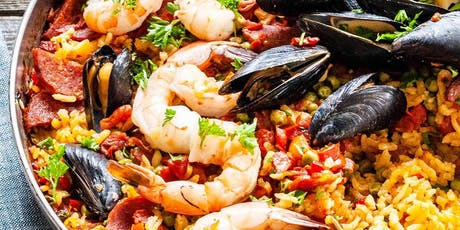 Spanish Cuisine Taught in Mandarin $110 tickets