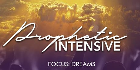 Prophetic Intensive tickets