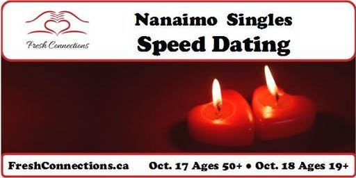 Nanaimo Singles Speed Dating (50+)