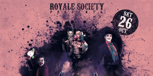 Royale Society Presents: 2019 Halloween Club Crawl (River North)