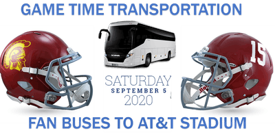 Advocare Classic - Transportation to AT&T Stadium