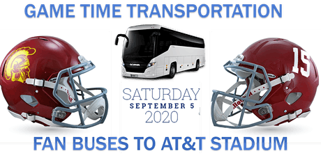 Advocare Classic - Transportation to AT&T Stadium tickets