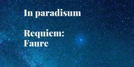 In Paradisum tickets