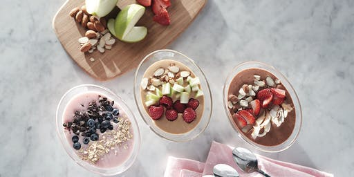 Make Your Own Smoothie Bowl