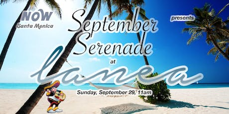 September Serenade tickets