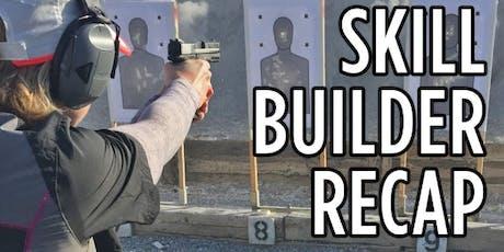 1-Day Handgun Skills Builder tickets