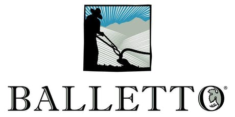 Balletto Vineyards Wine Maker's Dinner tickets