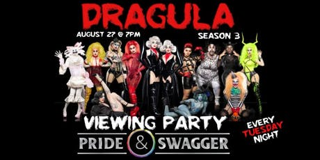 Dragula Season 3 - View Party tickets