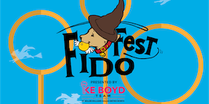 Fido Fest 2019 Dog Walk and Photo Booth