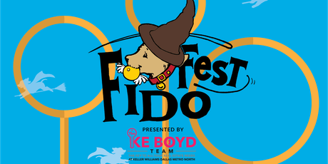 Fido Fest 2019 Dog Walk and Photo Booth  tickets