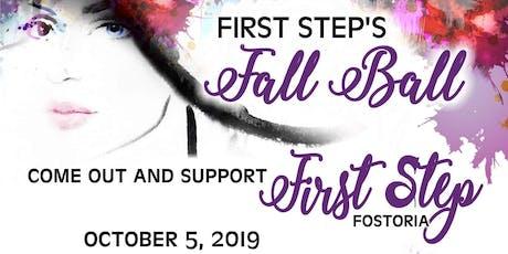 First Step Fall Ball tickets