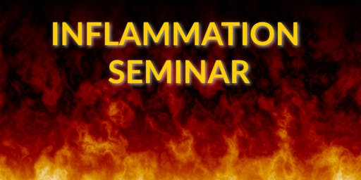 Inflammation Seminar: Taming the Flames