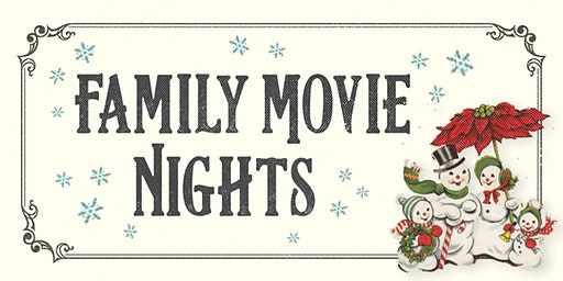 Winterfest Family Movie Nights