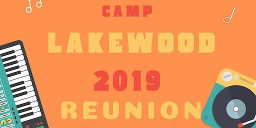 YMCA Camp Lakewood Reunion 2019