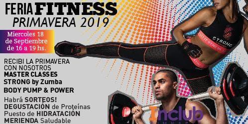 Feria Fitness Primavera 2019