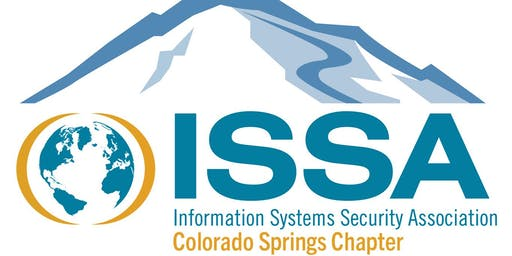ISSA-COS October Dinner Meeting (5:30-7:30)