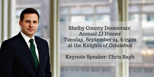 JJ Dinner - Shelby County Democrats