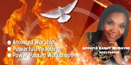 """HIGHER CALLING MINISTRIES INT'L LET THE FIRE FALL - """"SET OUR HEARTS ABLAZE"""" tickets"""