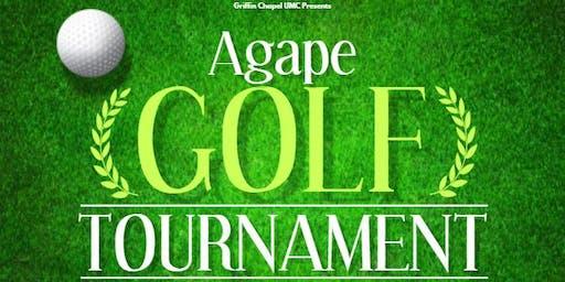 UMC Agape Golf Tournament
