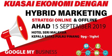 Kuasai Ekonomi dengan Hybrid Marketing tickets