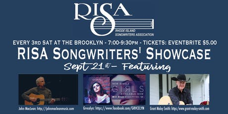RISA Songwriters' Showcase tickets